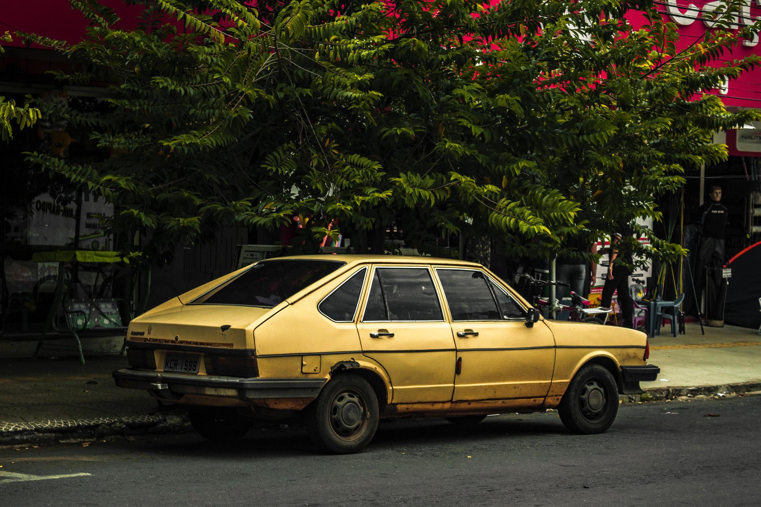 jak łatwo pozbyć się starego samochodu
